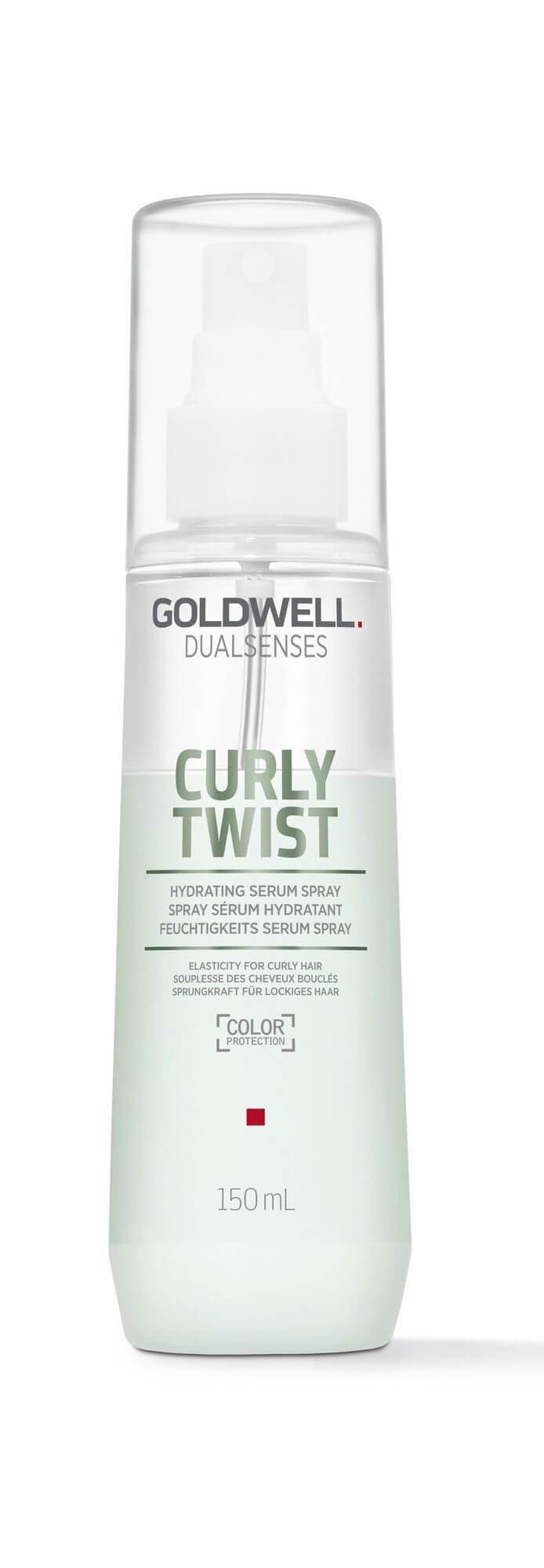 Dualsenses Curls & Waves Hydrating Serum Spray.