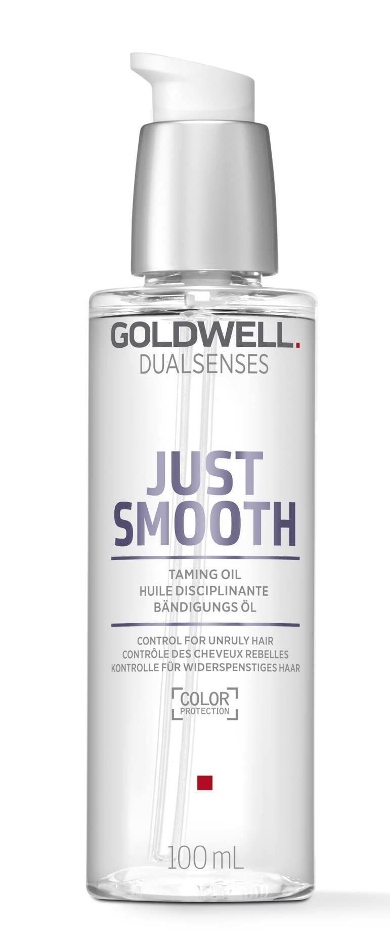 Dualsenses Just Smooth Taming Oil.