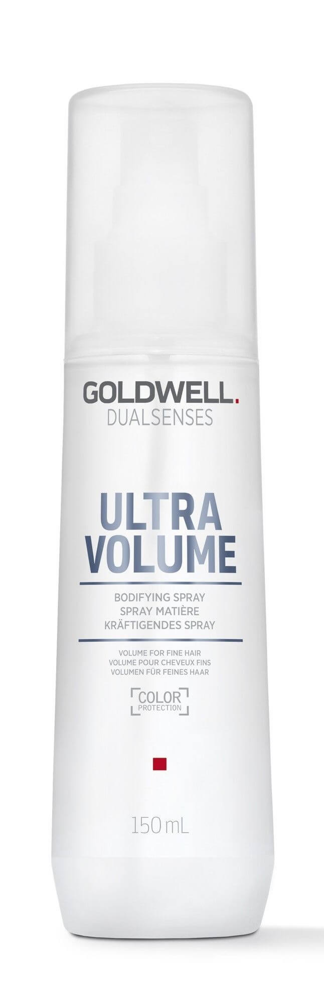 Dualsenses Ultra Volume Bodifying Spray.