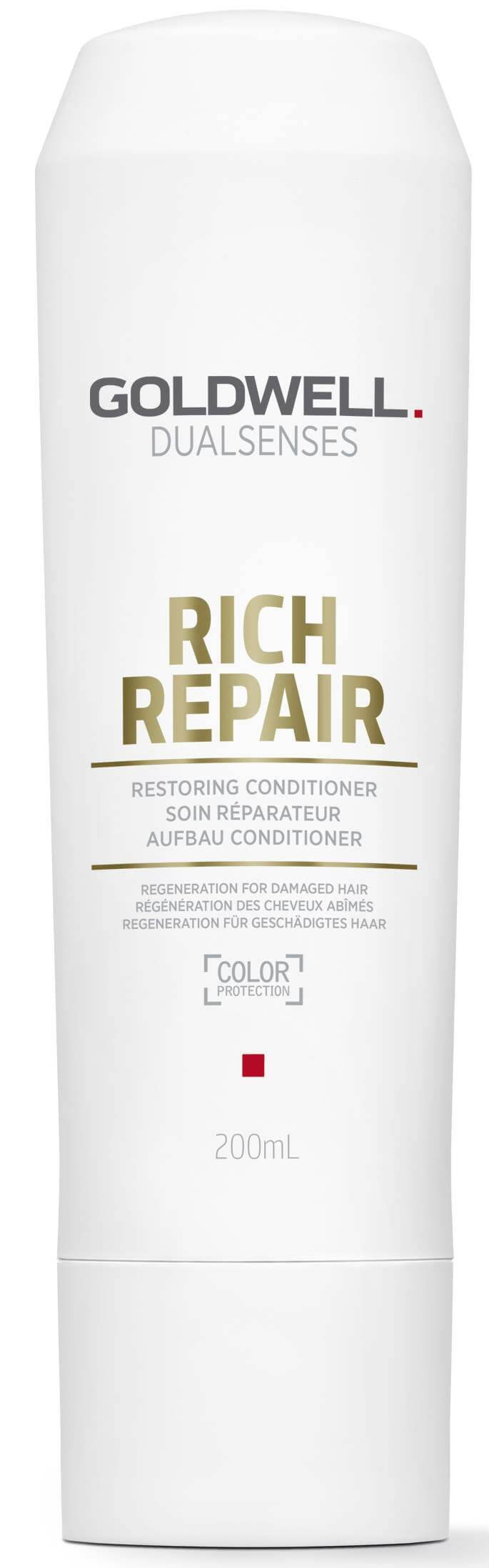 Dualsenses Rich Repair Restoring Conditioner.