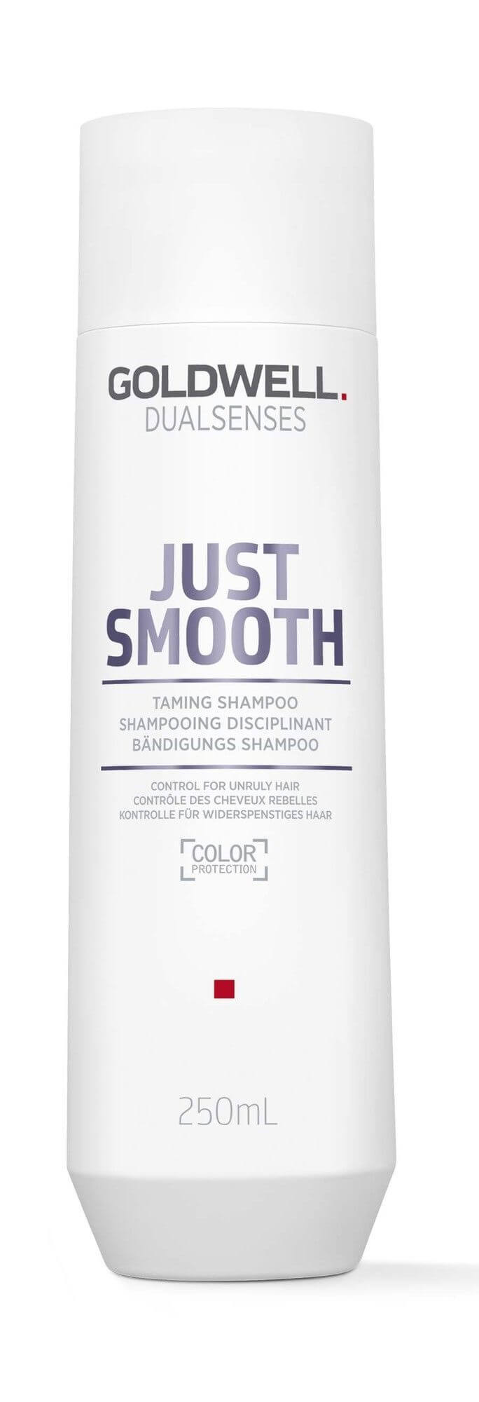 Dualsenses Just Smooth Taming Shampoo.