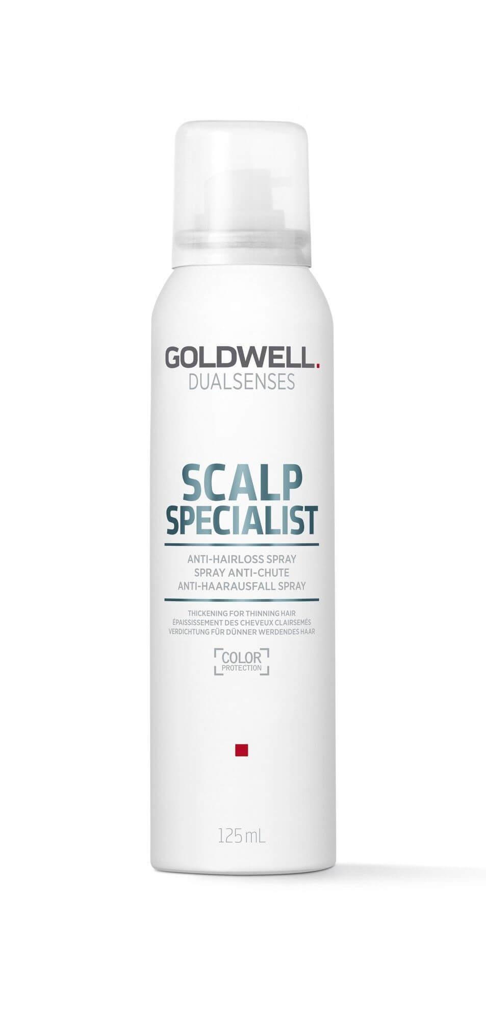 Dualsenses Scalp Specialist Anti-Hairloss Spray.