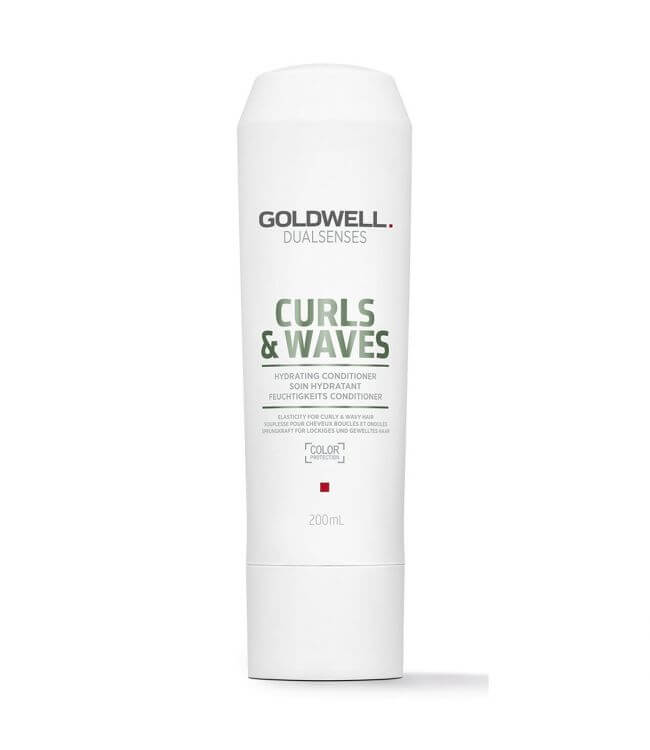 Dualsenses Curls & Waves Hydrating Conditioner.