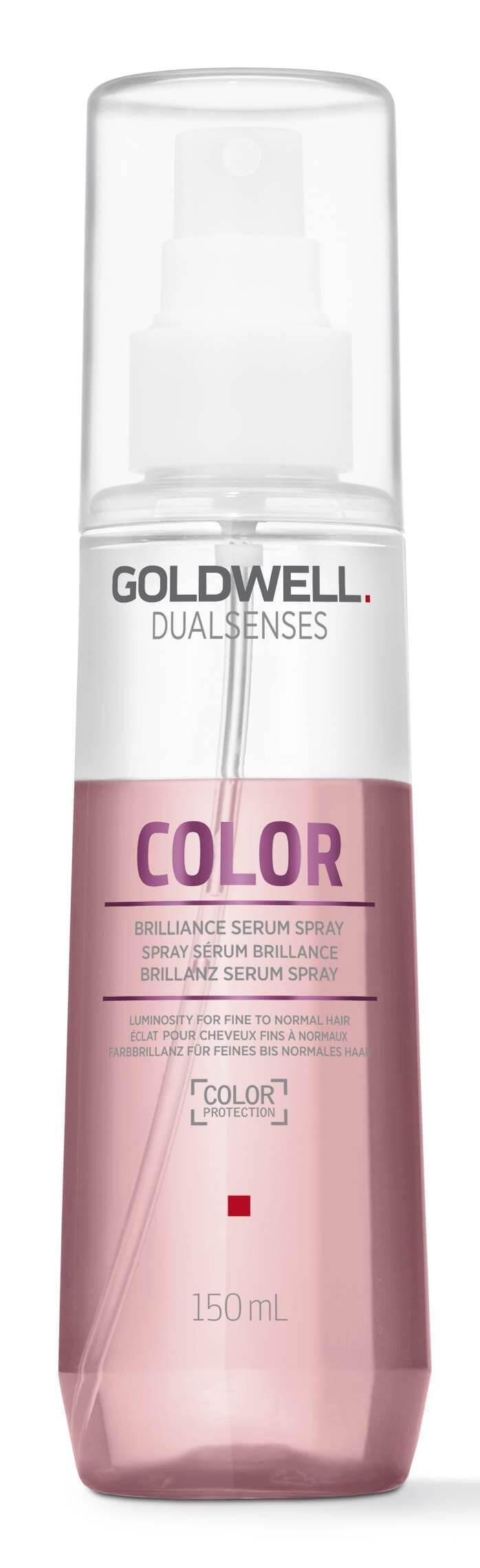Dualsenses Color Brilliance Serum Spray.
