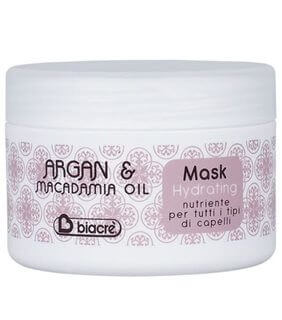 argan &macadamia oil mask