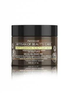 artisan clean scalp clay mud